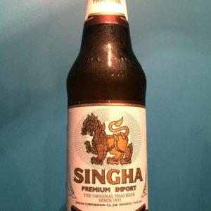 SINGHA BEER(シンハービール)
