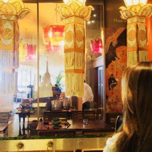 【ワスカーンさんとタイ料理ビュッフェしにいってきました!】SALAタイ料理ビュッフェは3月5日!