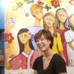"""異国の地・日本で自信をなくした女性たちと、""""目を合わす""""料理の力。ウェブマガジン雛形"""